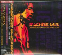 JIMI HENDRIX-MACHINE GUN JIMI HENDRIX THE FILLMORE EAST FIRST...-JAPAN CD F30