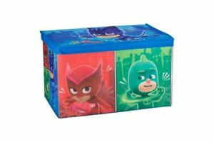 Large Arditex Pj Masks Childrens Boys Storage Box, Multi-Colour, 55 x 37 x 33 cm