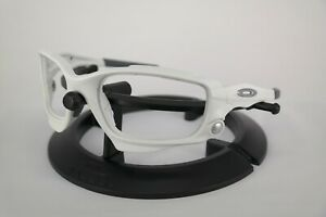 NEW Authentic Oakley Racing Jacket Jawbone Frame Matte White ONLY FRAME Genuine