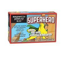 Magnetic Poetry Kit - Superhero