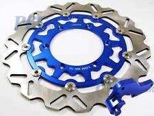 YAMAHA WR125 250 400F YZ426 450F Brake Oversize Disc Rotor Bracket 320mm I DR30+