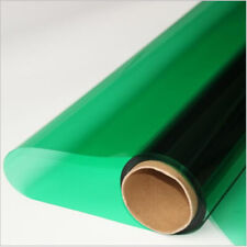 Green color Decorative Window Film Tint Glass Sticker Building House WIndow use