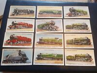 Wills Cigarette Cards - Railway Engines (1936) - Buy 2 & Save -