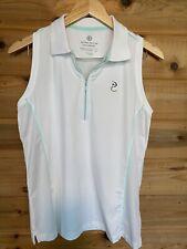 Peter Millar Sun Comfort Womens Golf Shirt Size Large