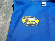 USED NASCAR NEXTEL CUP SERIES APRON BY CHEF DESIGNS