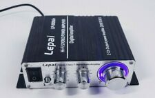 Lepai Digital Amplifier LP-2020A+ with power supply A2