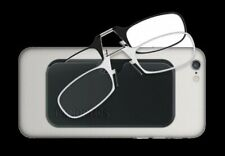 Thin Optics -Reading Glasses Ultra Slim & Durable POD CLEAR +1.50 Readers