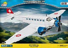 BRICKS COBI 5711 Junkers Ju52/3m PLANE SMALL ARMY ELEMENT 542 WW2
