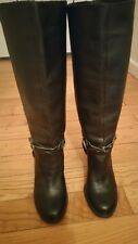 Banana Republic Black Leather Boots Size us 7,5