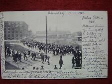 """US / NEW YORK - SCHENECTADY / """"NOON"""" GENERAL ELECTRIC WORKS / 1905"""