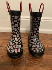 Toys R Us Girls rain Boots Size 7