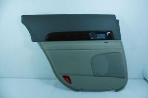 Lincoln FORD OEM 00-02 LS-Door Interior Trim Panel Left rear XW4Z5427407BAA