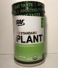 Optimum Nutrition Gold Standard 100 Plant Protein Chocolate VEGAN Exp 01/2020