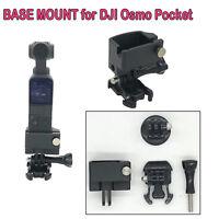 Expansion Kit BASE MOUNT Tripod Selfie Stick Holder Bracket For DJI OSMO Pocket