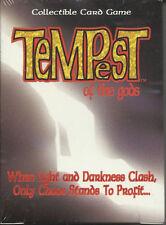 TEMPEST OF THE GODS - CCG - STARTER DECKS