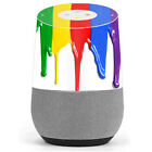 Skin Decal Vinyl Wrap for Google Home stickers skins cover/ Dripping Paint