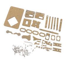 4 Dof Mechanical Robot Arm Diy Kit Clamp Gripper