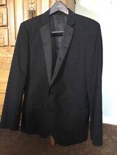 J.Crew Men's Ludlow Tuxedo Jacket Size 40L Black NWT