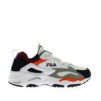 Fila Ray Tracer Sneaker Uomo 1010685 91D White Fila Navy Rhubarb
