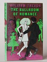 William Trevor – 'Ballroom of Romance' - UK 1st Edition, Bodley Head, 1972