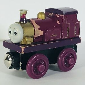 Lady Thomas the Train and Friends Wooden Railway Tank Engine