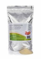 500g Gelatina powder-bloom 280 Professional resistenza alimentare SIGILLATO addensante