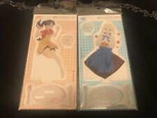 LIMITED Fate/Stay Night Heaven's Feel Tohsaka Rin and Saber Acrylic Figure Set