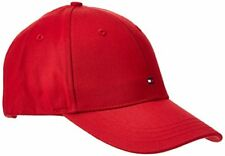 Chapeau Homme Tommy Hilfiger E367895041 BB Cap Automne/hiver Red Uni