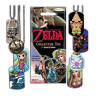 The Legend of Zelda Collector Dog Tags Fun Packs - Display Box (24) BRAND NEW