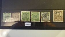 Hyderabad Stamps Fine used