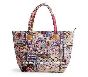 Banjara Bag Vintage Boho Ethnic Tribal Gypsy Indian Women's Shoulder Bag Purses