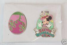 Tokyo Disney Resort Lanyard Ambassdor Easter Wonderland 2011 Minnie Egg Magnet