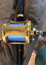 PENN International Rod & Reel,  Fishing Pole, Deep sea// Big Game// Saltwater//