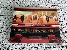 Murals of New York City by Glenn Palmer-Smith SIGNED by Author and Photographer