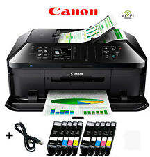 CANON MX925 MULTIFUNKTIONS DRUCKER SCANNER KOPIERER WLAN AIRPRINT + 10x XL TINTE