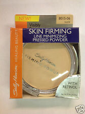 Sally Hansen Skin Firming Line Minimizing Pressed Powder NUDE NEW
