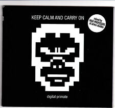 Digital Primate - Keep Calm And Carry On - CD (2009 Turntable Spoilsports)