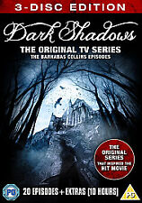 Dark Shadows (DVD, 2012, 3-Disc Set)