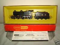 HORNBY RAILWAY  MODEL No. R460 LMS CLASS 2P 4-4-0 No.690 LOCO & TENDER   MIB