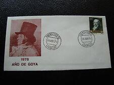 ESPAGNE - enveloppe 16/4/1978 (cy24) spain