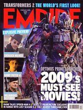 Empire Magazine #236 Transformers 2