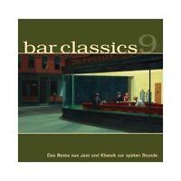BAR CLASSICS 9  (SARAH VAUGHAN/HERBIE HANCOCK/ARETHA FRANKLIN/+)  2 CD NEU