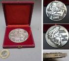 LES HAUTS DE SEINE Médaille en bronze argenté Daté 1969 medal