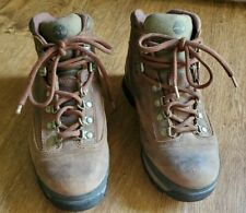 Timberland Leather Hiking Boots Womens Size 7