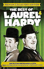 NEW Laurel and Hardy Premium Collector's Edition 6 disc DVD Region 1
