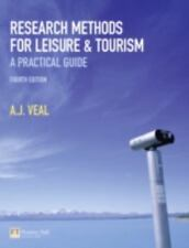 Research Methods for Leisure and Tourism, A. J. Veal Book