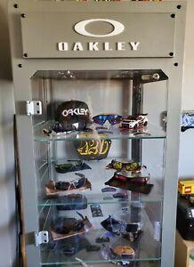 Handle for OAKLEY Sunglass Vault Store Display Case Plexiglass Door upgrade grab