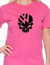 volkswagon skull logo custom t-shirt Golf, Bug, Jetta, Passat, Tuguan, touareg