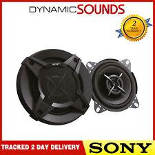 Sony XS-FB1020E 4 inch 10cm 2 Way Coaxial Car Door Speakers 210W