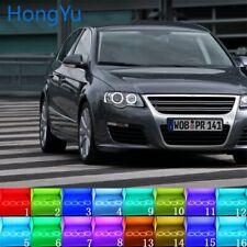 Multi-Color LED Angel Eyes Halo Rings Kit for Volkswagen Passat B6 Magotan 06-10
